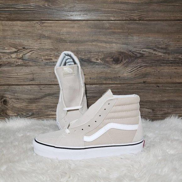 Vans Shoes   New Sk8 Hi Silver Lining